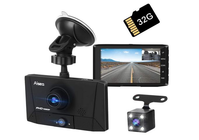 ドライブレコーダー 最新版 前後カメラ 車載カメラ 車内外同時録画