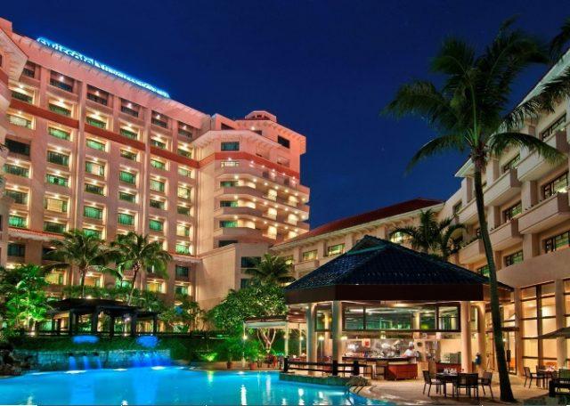 シンガポール旅行はスイソホテルマーチャンコートに宿泊